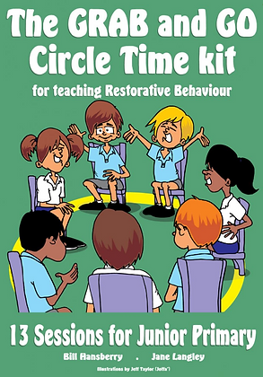 The Grab and Go Circle Time Kit for Teaching Restorative Behaviour