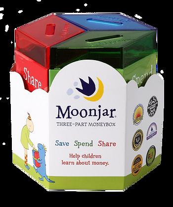 CLASSIC MOONJAR MONEYBOX