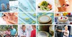 Matrix-Gesundheitsmarkt
