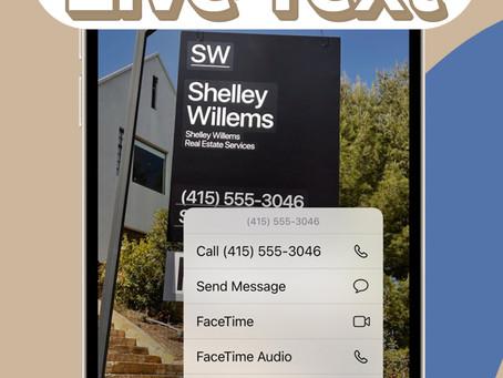 วิธีเปิดใช้งาน Live Text ใน iOS 15