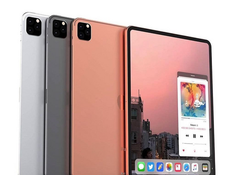 iPad Pro 2021 Concept