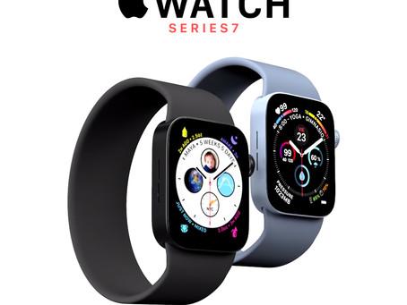 ภาพ Concepts Apple Watch Series 7