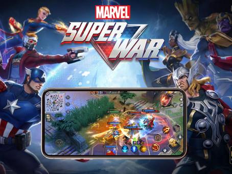 MARVEL Super War เกมมือถือแนว MOBA ได้ทั้งบนระบบ iOS และ Android