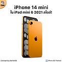 iPhone 14 mini ใน iPad mini6 2021 สไตล์!