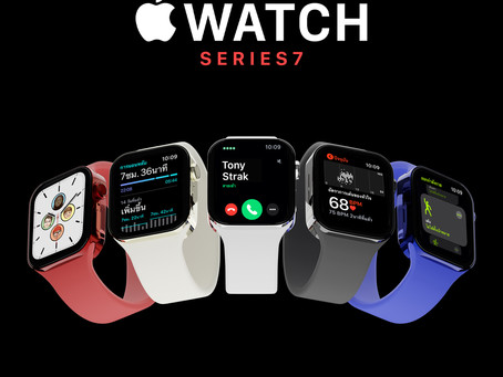 Apple Watch Series 7 Concepts