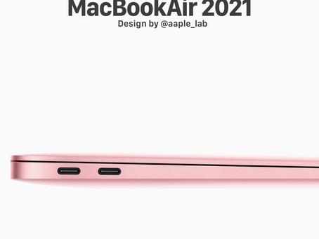 Concept MacBookAir 2021