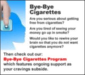 Bye Bye Cigarettes Program