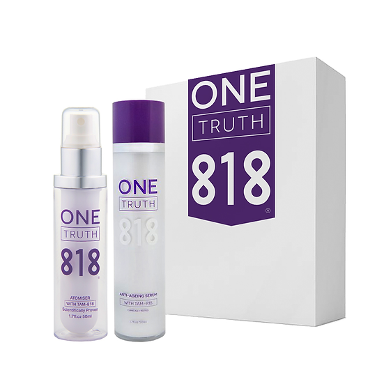 One Truth 818 Serum with Free Atomiser