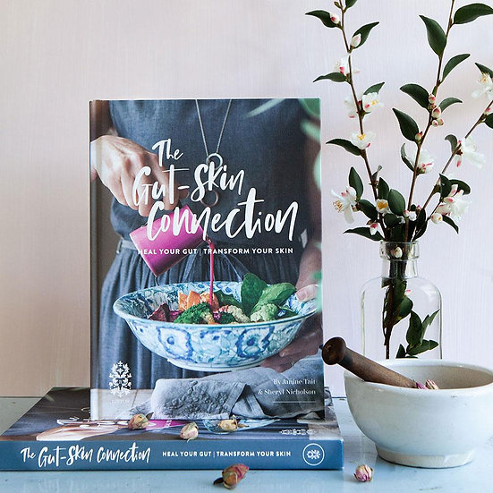 Bestow Cook Book -The Gut-Skin Connection