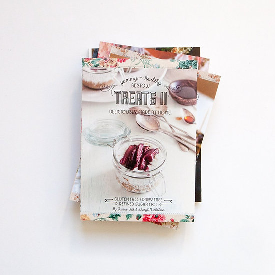 Bestow Cook Book -Treats 2