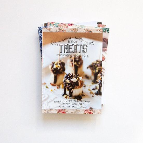 Bestow Cook Book - Treats 1