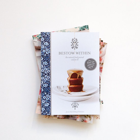 Bestow Cook Book - Within 2