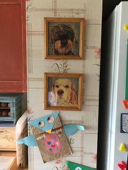 Quiz - Dog Paintings