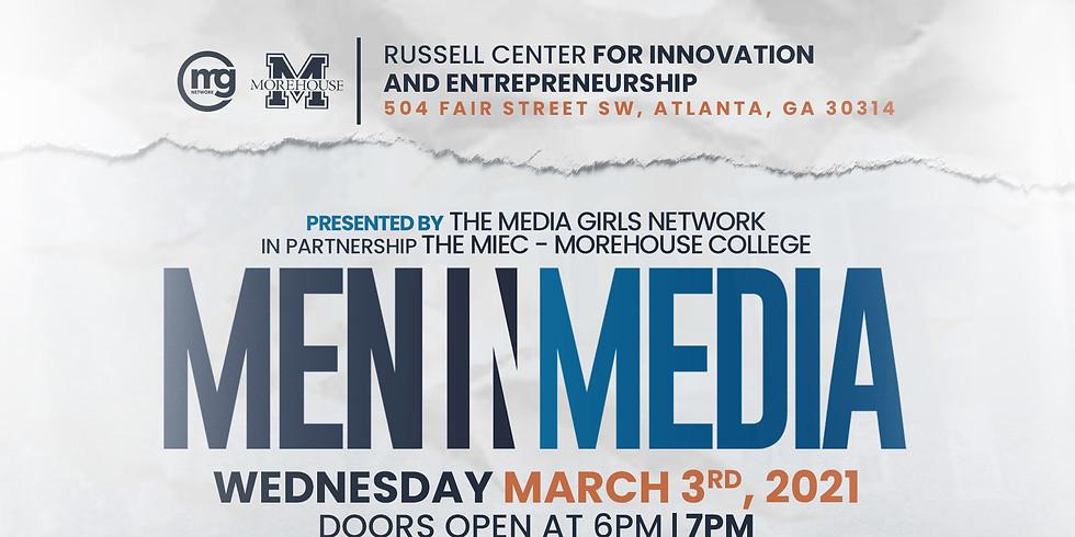 Men In Media Networking Social