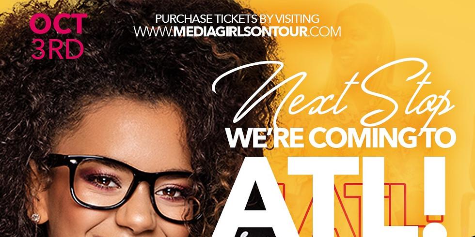 Media Girls On Tour Atlanta