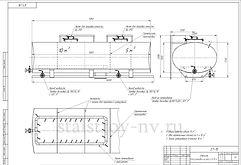 ЕТ-15 Емкость с отсеком перемешивания (1