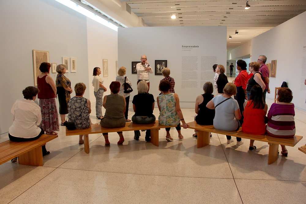 MON promove encontro no Arte para Maiores
