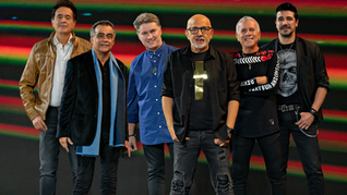 Roupa Nova celebra 40 anos de carreira em Curitiba