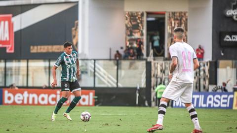 Coxa perde para o Vasco e completa quatro jogos sem vitória