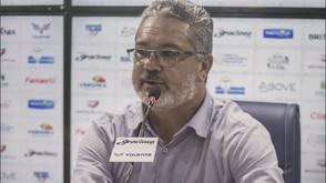 Paraná Clube demite o treinador Rogério Micale