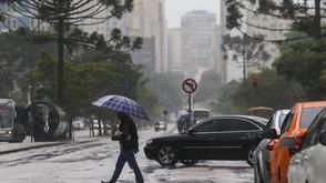 Últimos dias de novembro prometem chuva em Curitiba