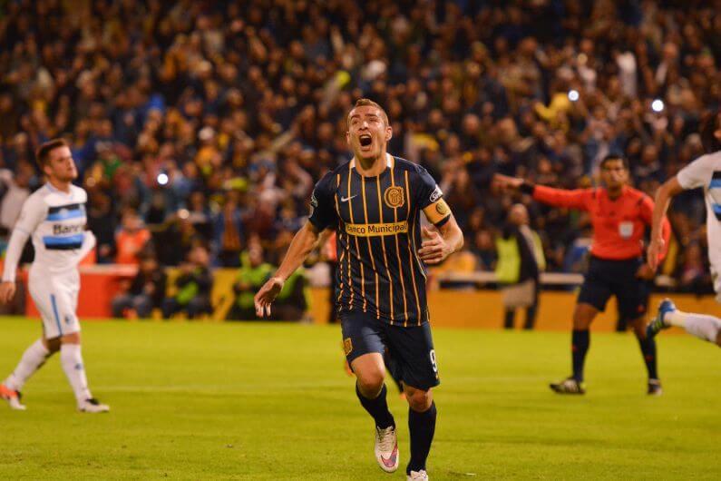 Imprensa argentina diz que Athletico contratou Marco Ruben