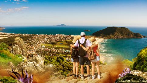 Costão do Santinho apresenta projeto de turismo de aventura