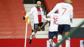 Neymar brilha na vitória do PSG sobre o Manchester