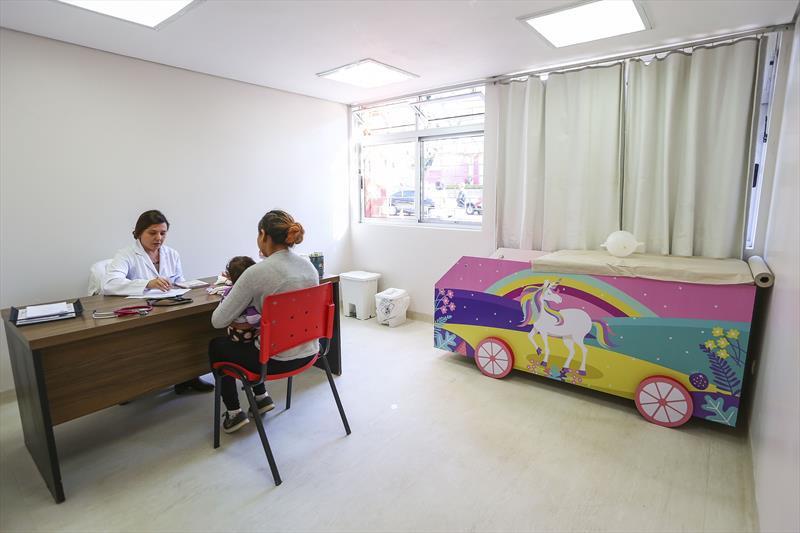 Curitiba ganha novo pronto atendimento infantil