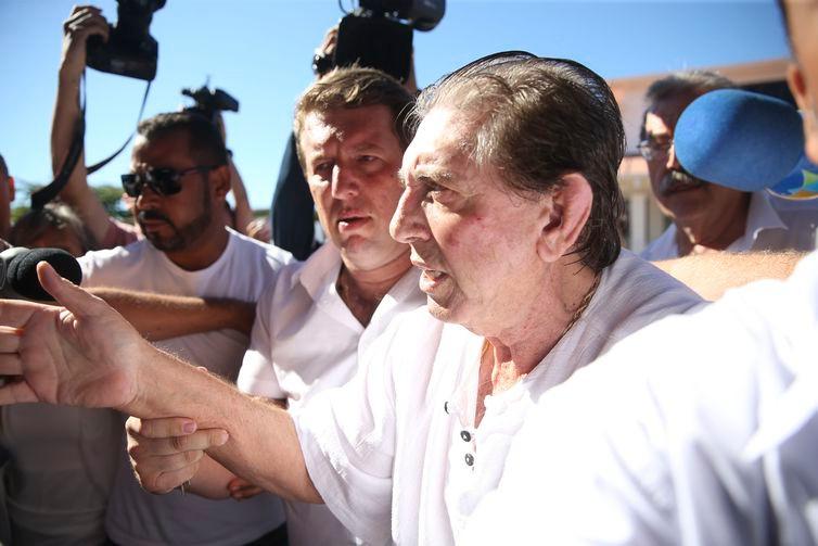 MP de Goiás pede prisão preventiva de João de Deus