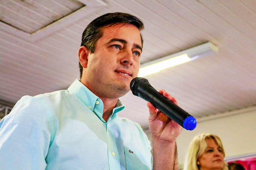 MDB deve confirmar candidatura de João Arruda nesta sexta