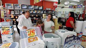 Região Metropolitana de Curitiba mantêm comércio aberto no fim de semana