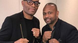 Roy Jones Jr. agora quer luta contra Anderson Silva