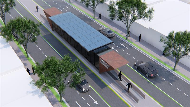 Inter 2 será o primeiro BRT circular do mundo