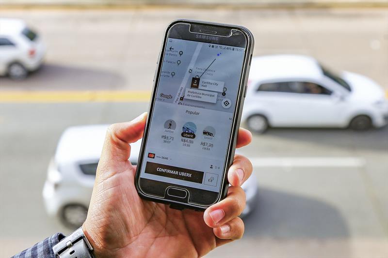 Prefeitura arrecada R$ 6,55 milhões com aplicativos de transporte