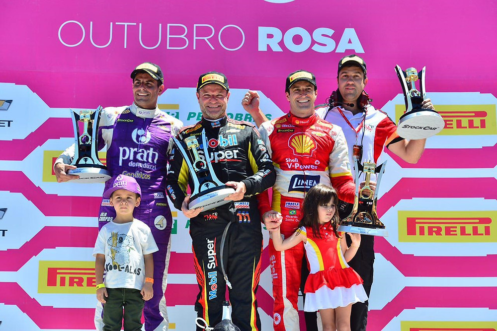 Barrichello e Átila vencem em Londrina na Stock Car
