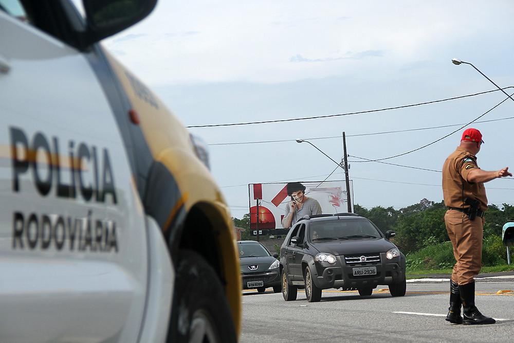 Rodovias do Paraná têm 70 acidentes e 11 mortos no feriado