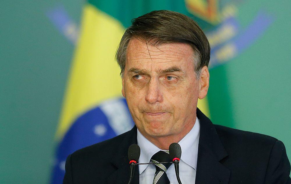 Bolsonaro diz que não nasceu para ser presidente e sim militar