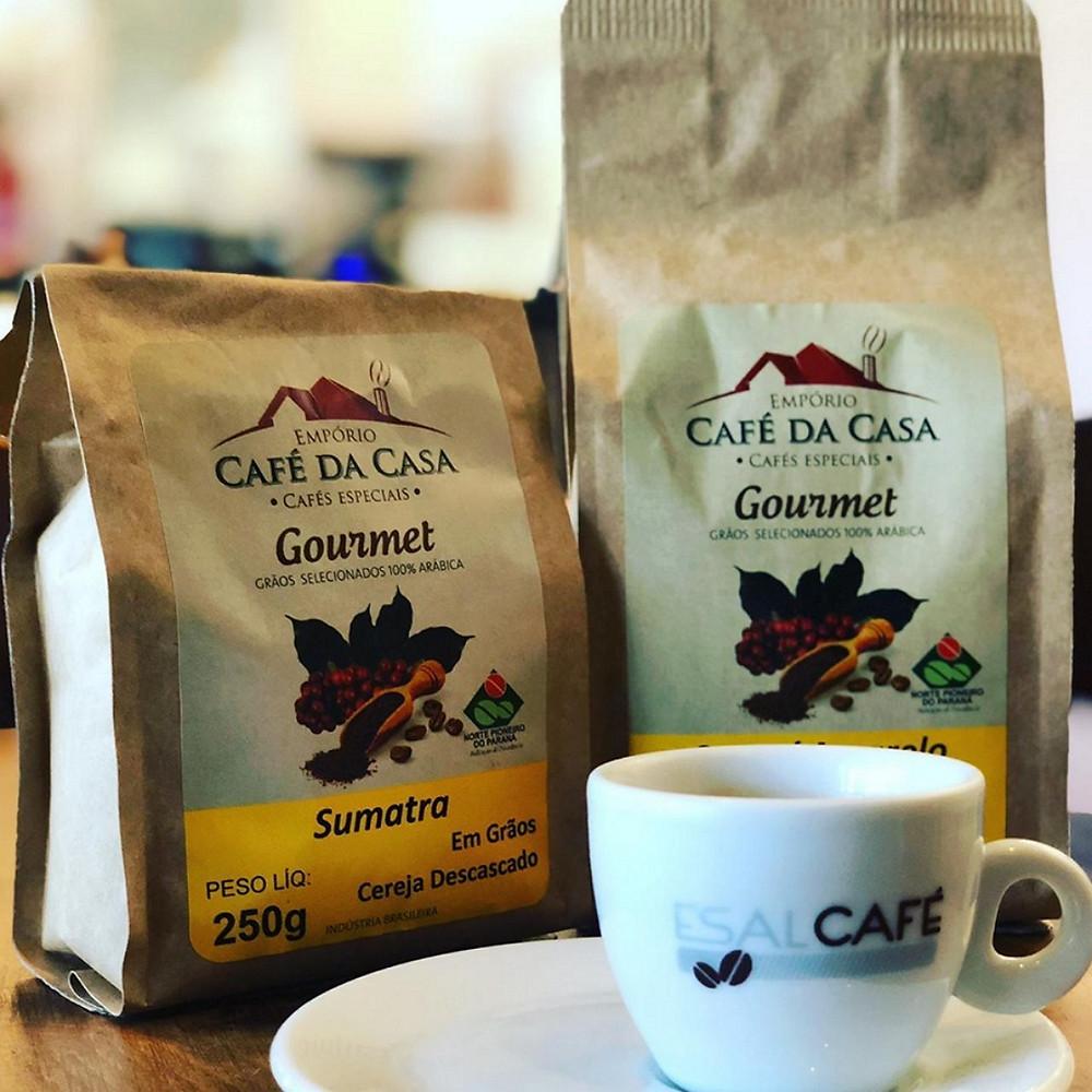 Cafeteria curitibana promove degustação de cafés paranaenses