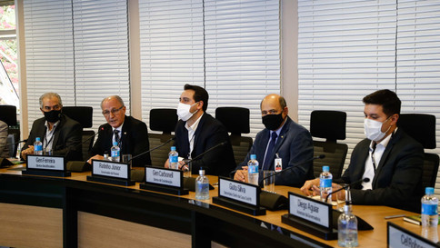 Itaipu integrará plano estratégico do Codesul