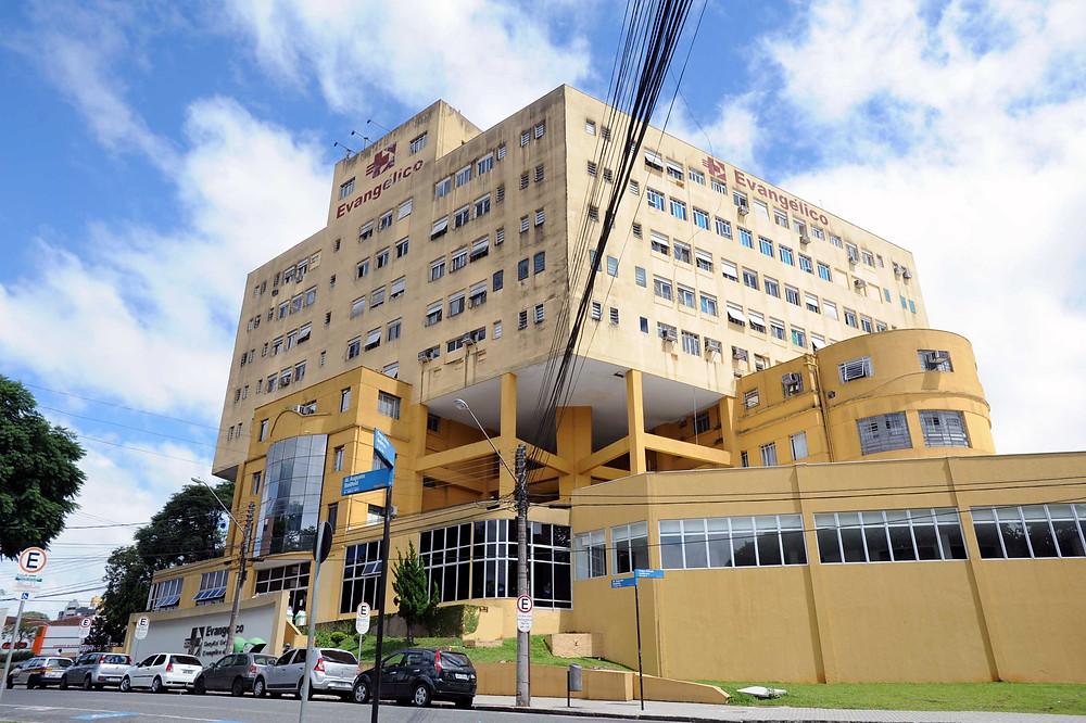 Novo leilão do Hospital Evangélico é nesta sexta-feira