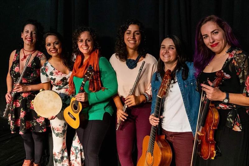Grupo Brejeiras apresenta show de chorinho