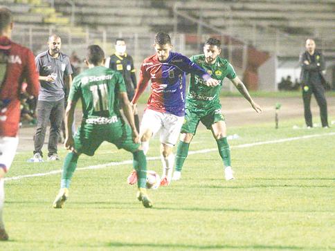 Paraná joga última esperança de ficar na Série B