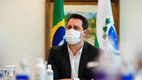 Ratinho Jr. pode adotar medidas mais restritivas na segunda-feira