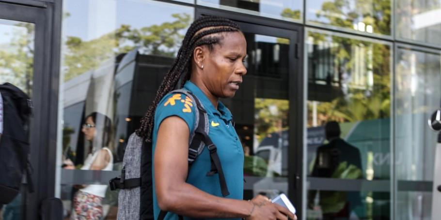 Seleção Feminina embarca para a Copa do Mundo