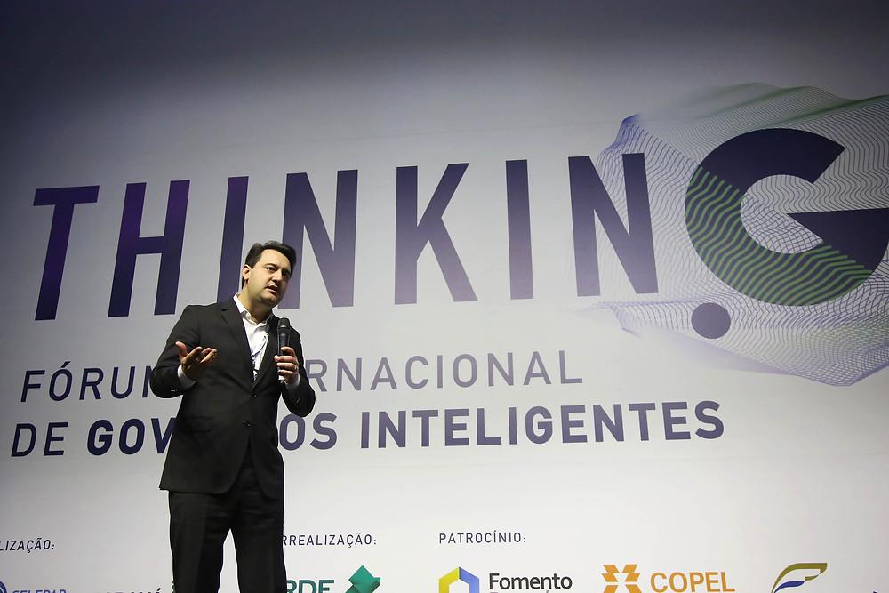 ThinkinG mostra a tecnologia na  gestão pública
