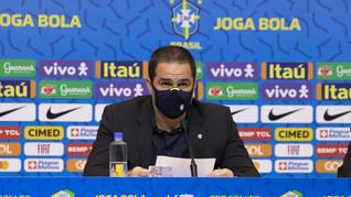 Jardine convoca Claudinho, Pedro e Gerson para a seleção olímpica