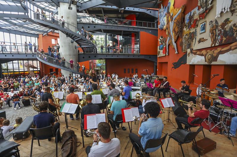 Oficina de Música tem mais de 250 eventos programados