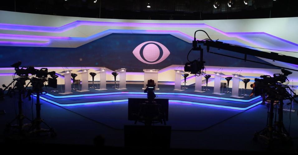 Band faz debates com candidatos ao governo do Paraná na quinta