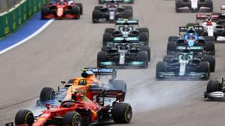 Hamilton conquista a 100ª vitória na F1 no GP da Rússia
